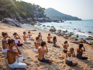 7 Days Heart Fire Yoga Retreat in Thailand