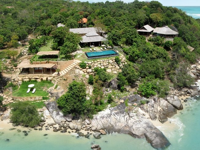 9 Days Luxury Spa and Yoga Retreat in Thailand