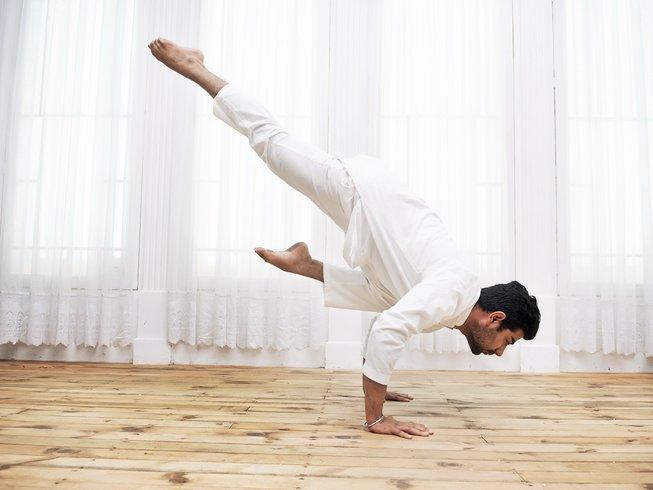 8 Tage Meditation und Yoga Retreat in Uttarakhand, Indien