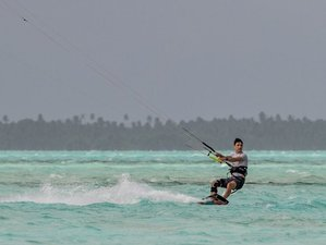8 Days Cocos Islands Kitesurfing Surf Camp Asia