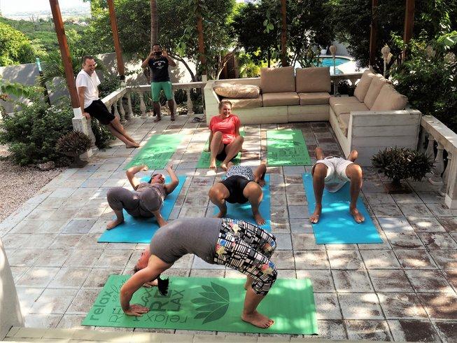 8 Days Beautiful Yoga Retreat in Curacao