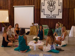 19 Tage Transformierender Yoga Retreat in Indien