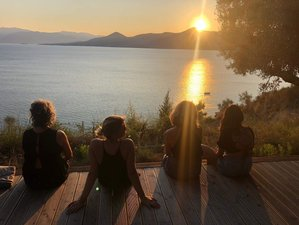 8 Day Nature, Beach, Mindfulness and Hatha Yoga Retreat in Palairos