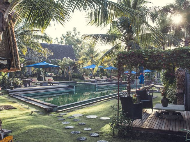 8 Days Alkaline Lifestyle and Yoga Retreat in Bali, Indonesia