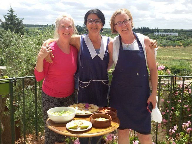 5 Days Ayurveda Yoga Retreat and Cooking Holidays in Puglia, Italy