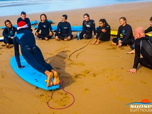 5 Day Sunset Surf Camp in Tamraght