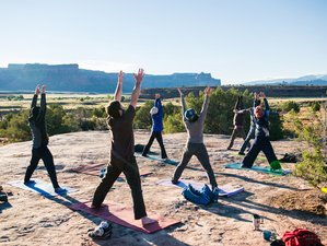 4 Days Rock Climbing and Yoga Holiday in Moab, Utah
