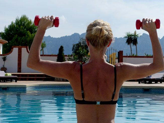 8 Days Detox Yoga Retreat Spain