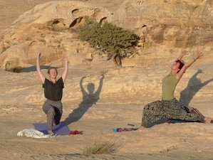 8 Days Mindfulness Meditation and Yoga Retreat Jordan