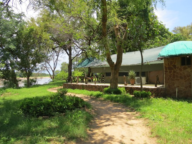 5 Days Camping South Luangwa Safari in Zambia