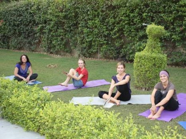 14 Days Weight Loss Yoga Retreat in India