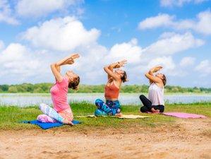 10 Days Meditation and Yoga Holiday in Tissamaharama, Sri Lanka