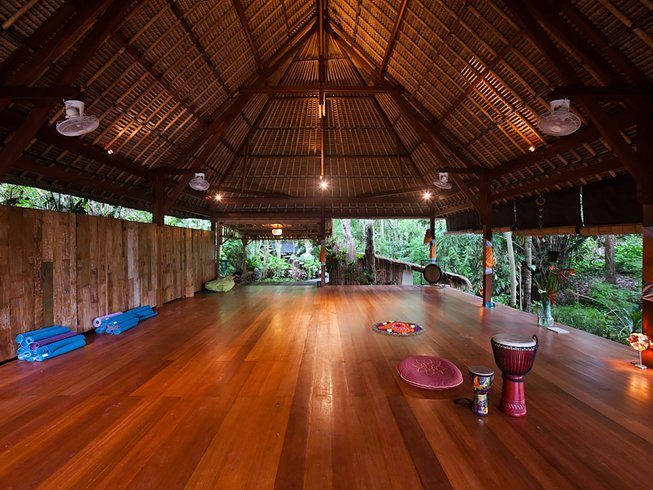 7 Days The Power of Presence Yoga Retreat in Bali