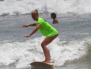 3 Days Beginner Surf at Brother Surf School and House Montanita, Ecuador