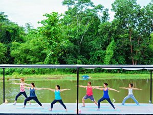 4 Days Yoga Retreat in Chiang Rai Thailand