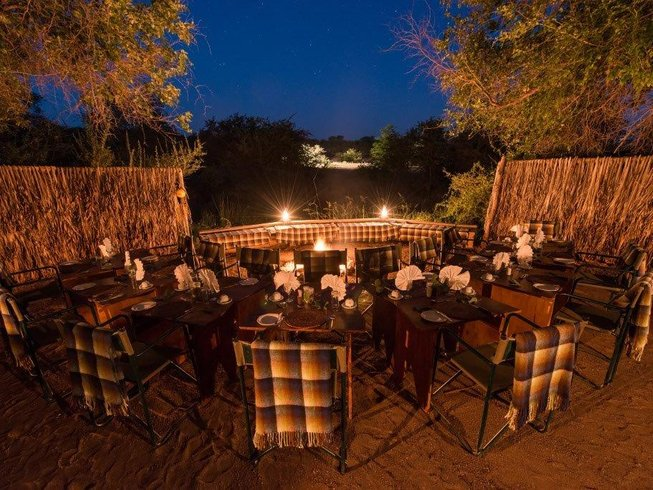 3 Days Camping Safari in Botswana