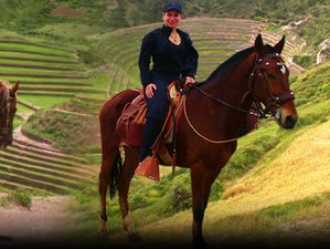 2 Day Ancients Paths Horse Riding Tour in Cusco, Peru