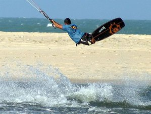 5 Days Cumbuco to Jericoacoara Kitesurf Camp in Ceara, Brazil