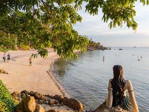 29 Days 200-Hour Sajeeva Hatha Vinyasa Yoga Teacher Training in Koh Phangan, Thailand
