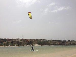 7 Days Kitesurf Camp in Boa Vista, Cape Verde