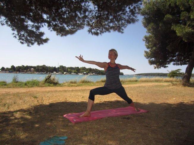 5 jours en stage de yoga, méditation et voile rafraîchissants à Pula, Croatie