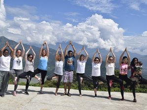 28 Days 200hr Hatha & Ashtanga Yoga Teacher Training Nepal