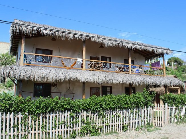 14 Day Wonderful Surf Camp in Manabi, Ecuador