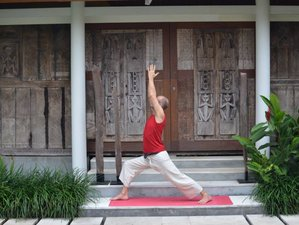 7 Tage Bali Yoga & Heilungs-Retreat Ubud