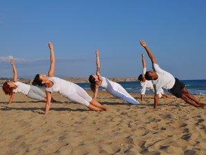 28 Day 200-Hour Yoga Teacher Training in Heraklion, Crete
