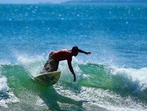 4 Day Beginner Surf Camp for Two in Yeh Kuning, Bali