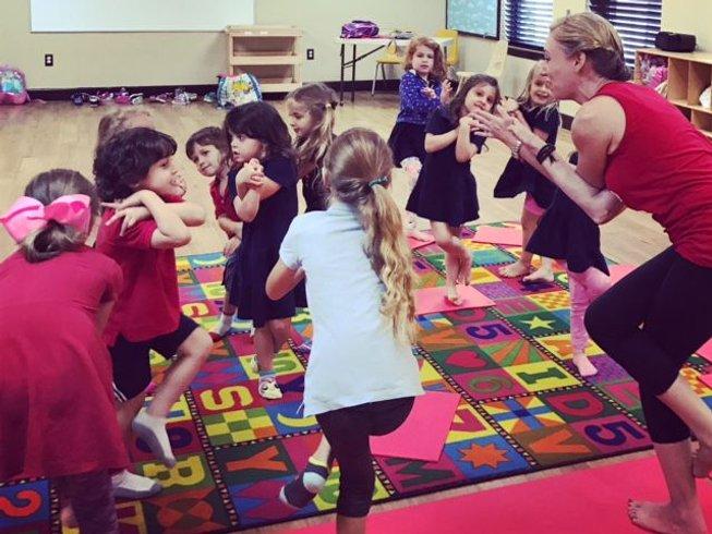 2 jours en formation de professeur de yoga pour enfants en Floride, États-Unis