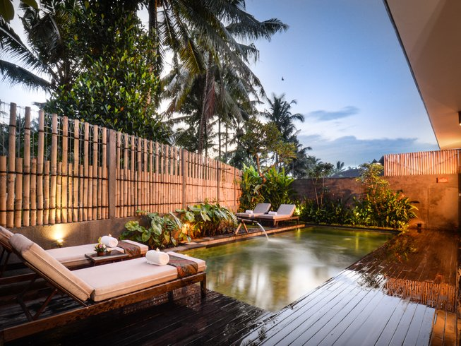 7 Days Rejuvenation and Yoga Retreat Ubud, Bali