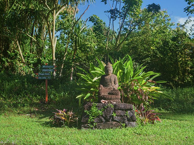 4 Days Meditation, Healing, and Yoga Retreat Hawaii