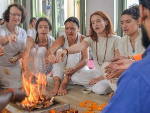 200 Hour Traditional Kundalini Activation Yoga Teacher Training in Rishikesh, India