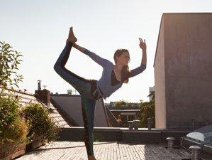 Vollmond Yoga Wochenend-Retreat für Frauen in Potsdam