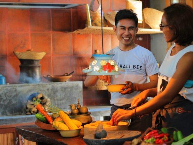 6-Daagse Bee Avontuur Yoga Retraite op Bali