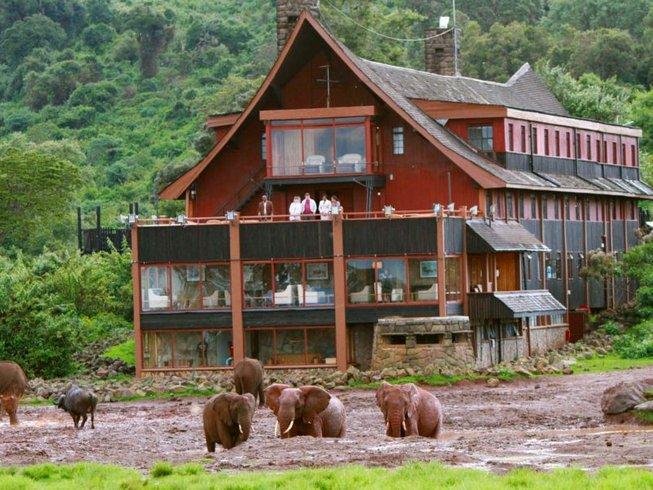 "2 Days ""Discover Aberdare"" Safari in Kenya"
