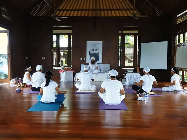 21-Daagse Authentieke Tour en Yoga Retraite in Bali, Indonesië
