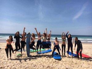 7 Day Surf Camp in Costa Da Caparica, Setubal