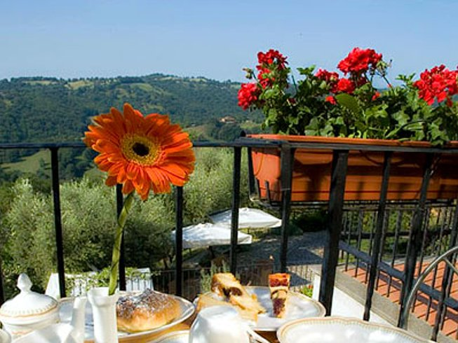 4 Days Relaxing Cooking Holidays in Italy