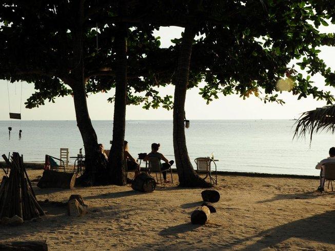 29 jours en vacances yoga, guérison et éveil à Koh Phangan, Thaïlande
