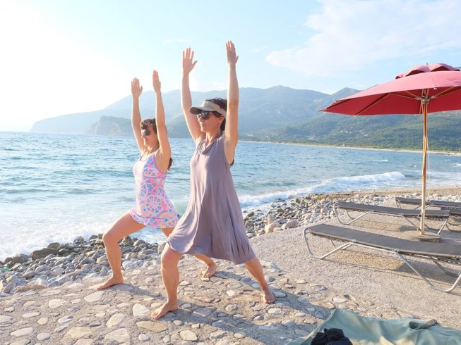 8 Days Special Deal Yoga Retreat in Petrovac, Montenegro