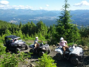 3 Day Guided ATV Tour in Henderson Lake, Canada