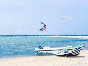 7 Days Kitesurfing Camp in Kandakuliya, Puttalam District, Sri Lanka