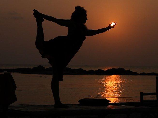 11 días de fitness, meditación y yoga en Ko Phangan, Tailandia