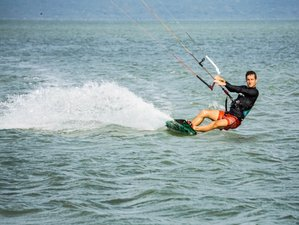 5 Days Kitesurfing Experience in Kite Surf Camp Kalpitiya, Sri Lanka