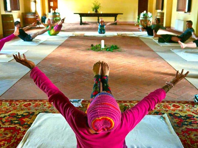 5 jours en stage de yoga chamanique et kundalini en Toscane, Italie