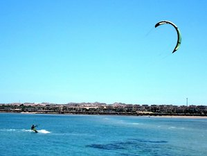 6 Day Kitesurfing Surf Camp in El Gouna, Red Sea