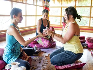 8 Day Wildhearted Meditation Retreat in Lake Atitlan, Santa Cruz La Laguna