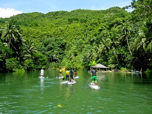 4 Tage Mountainbike Tour und SUP Camp in Loboc, Bohol